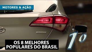 Ranking dos melhores carros populares do Brasil | motoreseacao