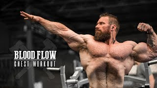 Blood Flow Chest Workout | Seth Feroce