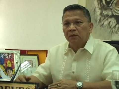 Gen. Angelo Reyes