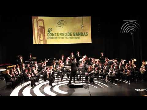 4� Concurso de Bandas  - Academia de M�sica Banda de Our�m