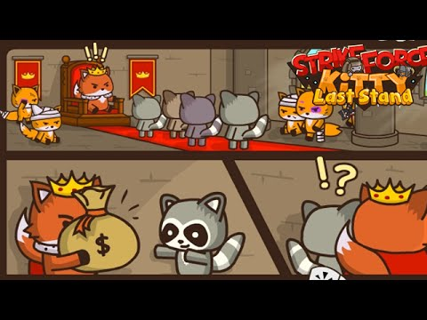 Strike Force Kitty 3 - Spoofgames