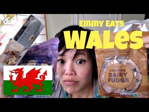 Emmy Eats Wales - Welsh & British snacks & sweets