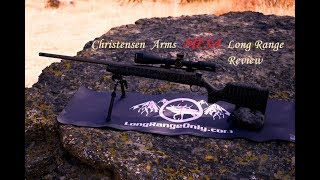 "Christensen Arms ""Mesa Long Range""  Rifle Review"
