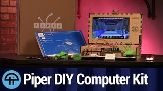 Trojan Horse-Learning with Piper DIY Computer Kit & Minecraft