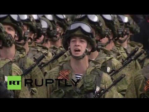 Russia: Vladivostok marks Victory Day celebrations with military parade