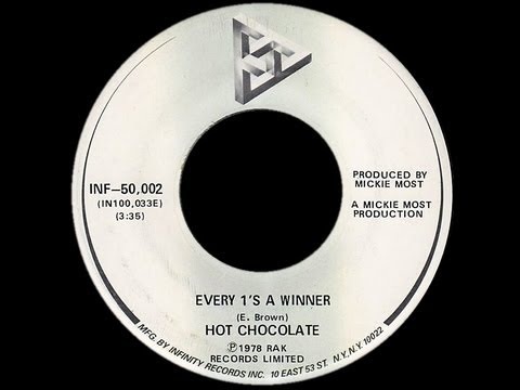 Hot Chocolate - Every Is A Winner