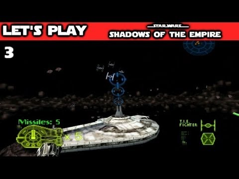 Star Wars: Shadows of The Empire (PART #3) Let's Play!