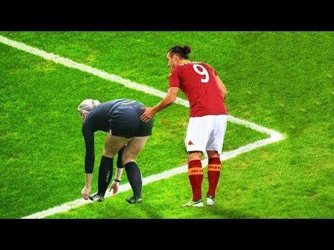Смешные моменты в Футболе 2018-2019