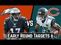 Early Round Targets | Alshon Jeffery vs Allen Robinson