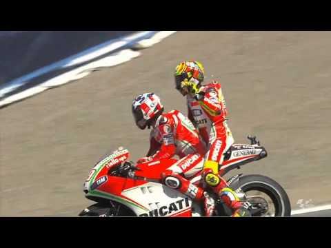 Rivalitas MotoGP, Valentino Rossi vs Max Biaggi - Valentino Rossi video - Fanpop