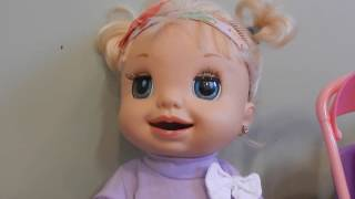 Baby Alive Says A Bad Word! 🤐