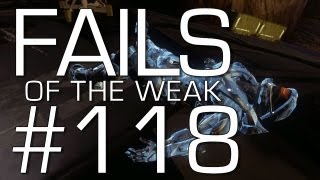 Halo 4 - Fails of the Weak Volume 118 (Funny Halo Bloopers and Screw-Ups!)