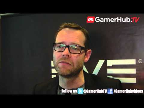 EVE Online Gets TV Show, Comics And 10 Anniversary Edition  - Thor Gunnarsson Interview - Gamerhubtv