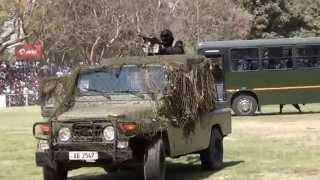 Zambian commandos training 2