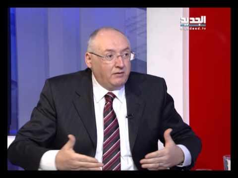الحدث : الصحافي سيمون ابو فاضل