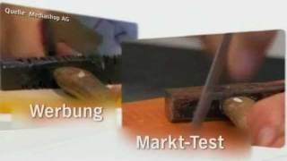 Miese Maschen beim Teleshopping NDR markt