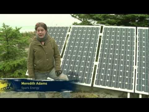 Day 302 -- Using solar and wind power for modern day living -- Masa Off Grid