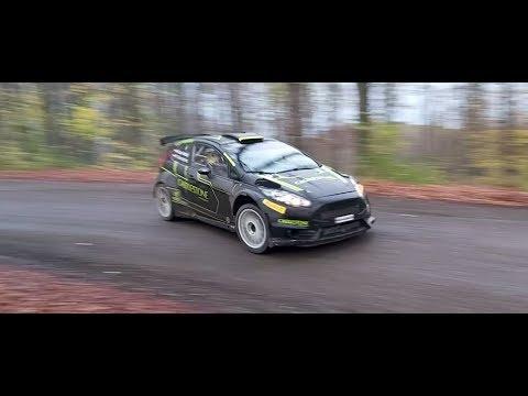 I. Rally Hungary 2019 Official Test Actions Bükkszentkereszt