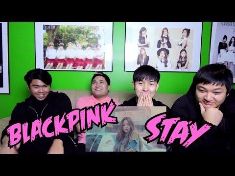 BLACKPINK - STAY MV REACTION (FUNNY FANBOYS)