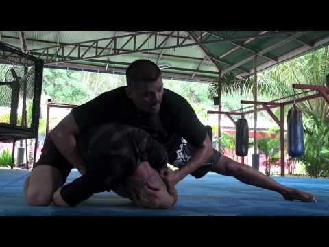 MMA submission Seminar with Fight veteran Ronald Nova @ Tiger Muay Thai Image 1