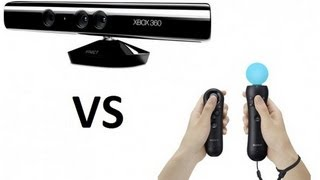 Microsoft kinect vs Playstation move