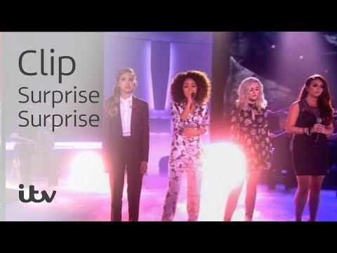 Surprise Surprise |Little Mix Perform 'These Four Walls' | ITV