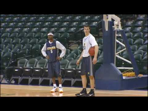 Tyler Hansbrough Feature Video