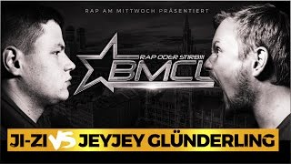 BMCL RAP BATTLE: JI-ZI VS JEY JEY GLÜNDERLING (BATTLEMANIA CHAMPIONSLEAGUE)