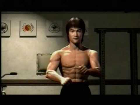 Shaolin Shadow Boxing. Bruce Lee. Wu Tang Clan. RZA. Fight.  - pt. 1 Image 1
