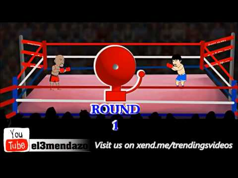 This is it Manny Pacquiao vs Floyd Mayweather Cool Animation. Must Watch!