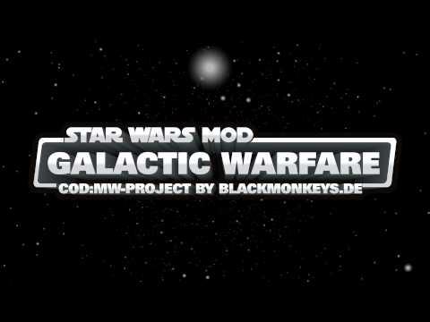 Mod de Call of Duty para hacerlo parecer un videojuego de Star Wars