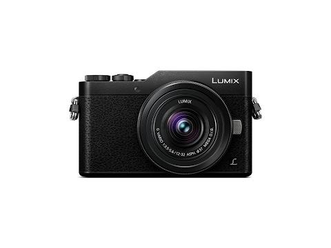 panasonic dc gx850kk lumix 4k mirrorless ilc camera