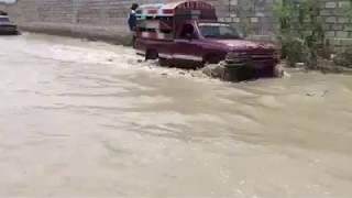 VIDEO: Haiti inondation - Cite Soleil anba Dlo
