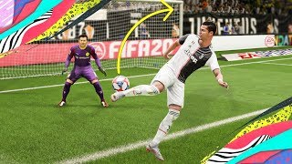 FIFA 20 | TOP 10 BEST GOALS!! | FT. RABONA, SCORPION, OLYMPIC... etc
