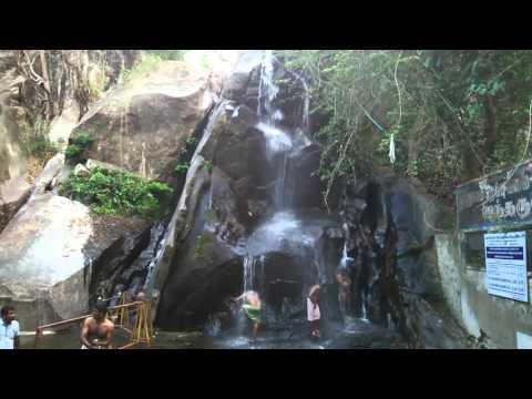 Courtallam five falls