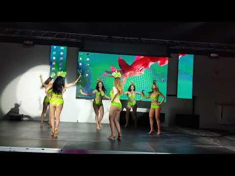 BDF2018: Rio Samba Femme in performance ~ video by Zouk Soul