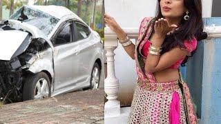 SHOCKING: इस चर्चीत TV ACTERESS के साथ बड़ा हादसा, CAR ACCIDENT में हुआ..|SONAL FACE MAJOR ACCIDENT