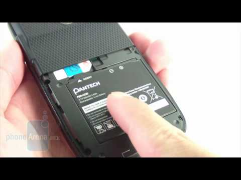 pantech crux texting. PhoneArena is giving the video review treatment to the Pantech Link - a simple featurephone offered by ATamp;T that#39;s designed for the texting crowd,