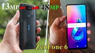 Asus Zenfone 6 First look Amazing Smartphone📲 Best Camera