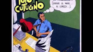 Toto Cutugno - Mi Piacerebbe... (Andare Al Mare Al Lunedi)