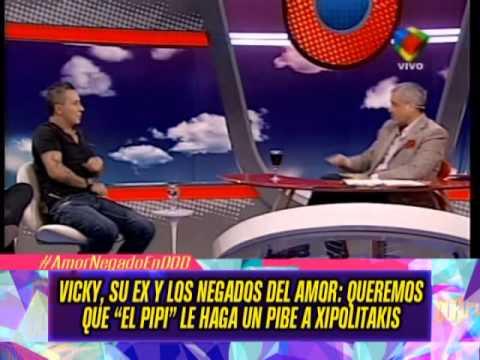 VICKY EL PIPI Y LOS NEGADOS DEL AMOR - 09-04-14