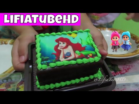 Holland Bakery - Disney mermaid cake, Mickey Mouse, masha and the bear, barbie