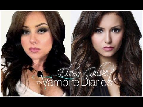 Vampire diaries makeup