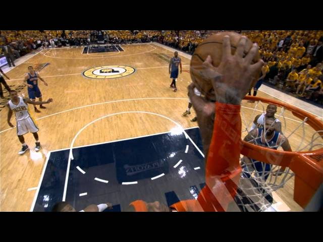 Replay of the Year! - Hibbert's Block on Anthony