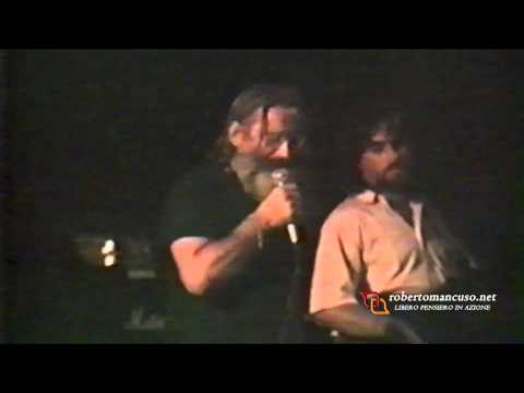 I Nomadi – Augusto Daolio: Ala bianca LIVE 1991