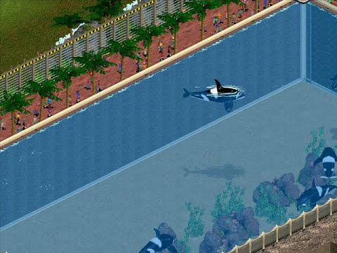 Zoo Tycoon Marine Mania and Dinosaur Digs - Gameplay