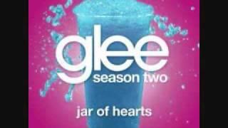 Watch Glee Cast Jar Of Hearts video