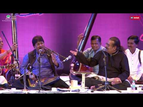 Here's a glimpse of Hariharan and Ustad Rashid Khan's stunning performance at Bangalore.