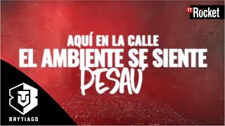 Los Scanners - Brytiago x Juanka x Miky Woodz x Darell x Julillo | Lyric Video