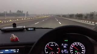 Hyundai Verna 2018 | Agra Lucknow Expressway | 6